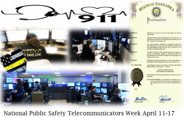 National Public Safety Telecommunicators Week 2021