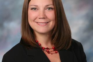 Commissioner Crystal Rhoades