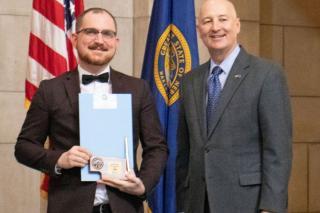 John Monroe-Excellence in Leadership Award