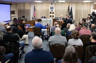 GI Railroad Hearing