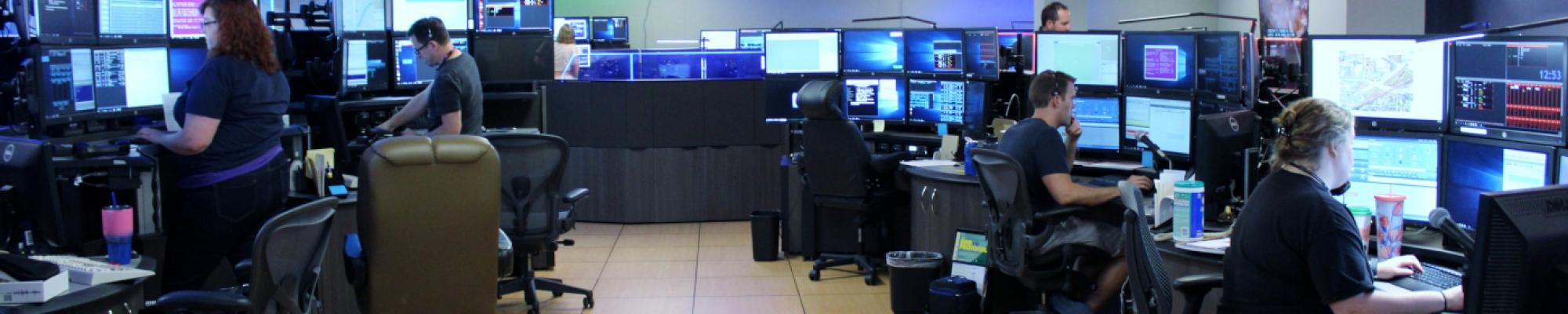Lincoln 911 Center