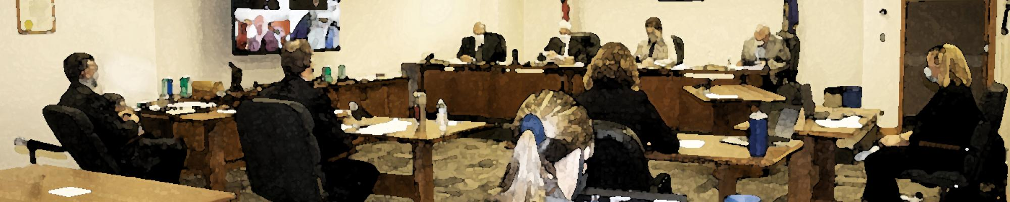 BHE Rate Case Hearing