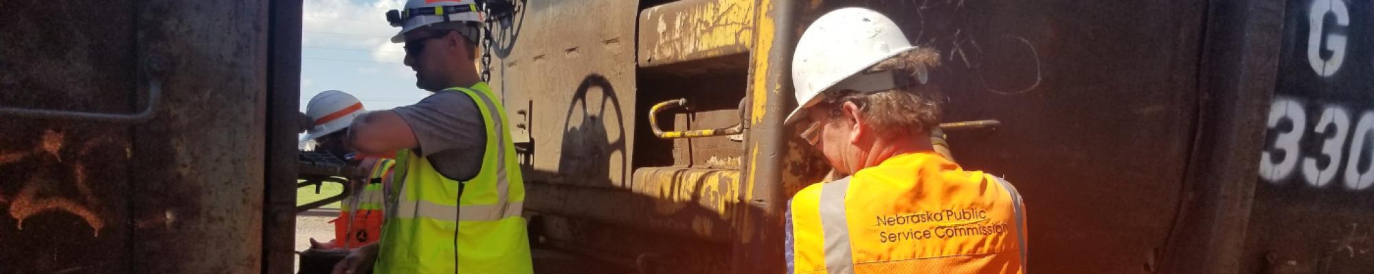 PSC Railroad